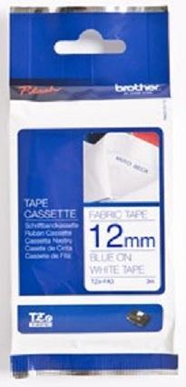 Пленка для наклеек на ткань Brother TZE-FA3