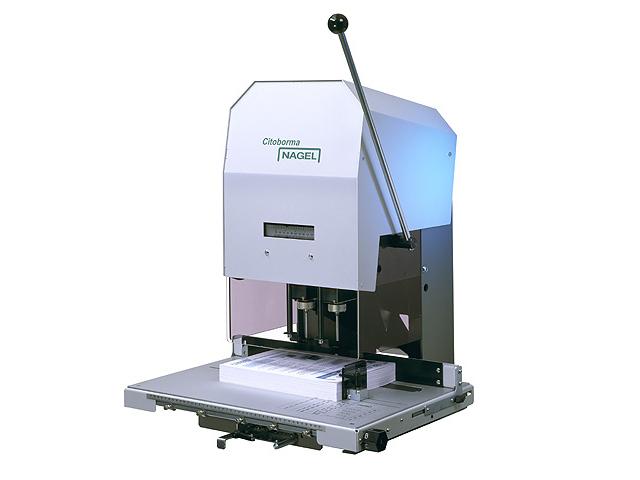 Бумагосверлильная машина Nagel Citoborma 290