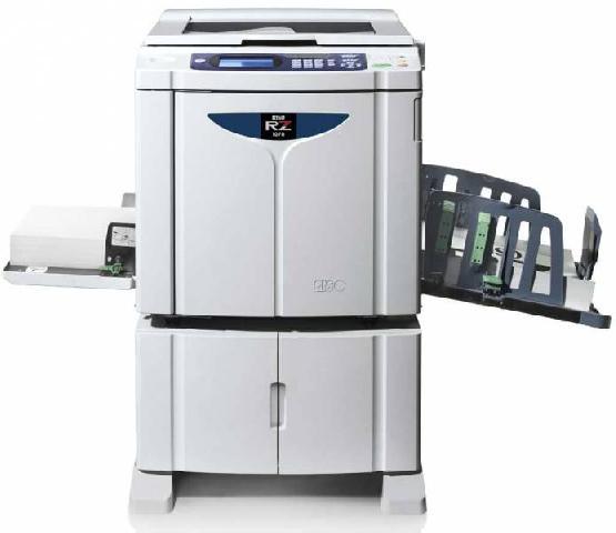 Купить Ризограф (дупликатор) Riso RZ 1070 (S-6482E) в официальном интернет-магазине оргтехники, банковского и полиграфического оборудования. Выгодные цены на широкий ассортимент оргтехники, банковского оборудования и полиграфического оборудования. Быстрая доставка по всей стране