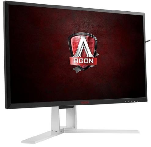 23.8 AOC Gaming AGON AG241QG black red