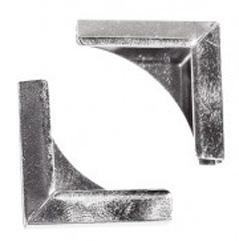 Купить Уголок 15 мм Radiused Quarter Moon (серебро) в официальном интернет-магазине оргтехники, банковского и полиграфического оборудования. Выгодные цены на широкий ассортимент оргтехники, банковского оборудования и полиграфического оборудования. Быстрая доставка по всей стране