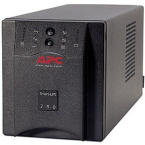 Источник БП_UPS APC Smart-750VA (SUA750I) Компания ForOffice 14146.000