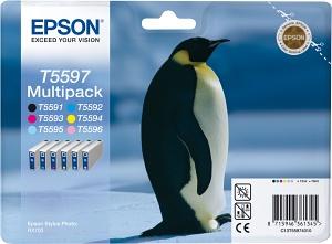 Картридж Epson C13T55974010