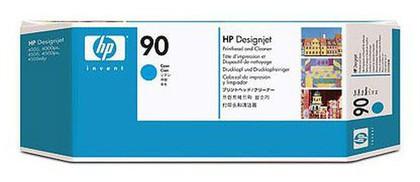 Печатающая головка + чистящая станция HP Print Head & Cleaning Cyan (C5055A)