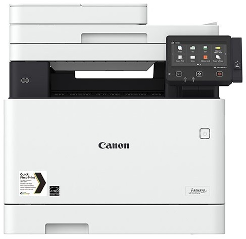 i-SENSYS MF734Cdw принтер canon i sensys colour lbp653cdw лазерный цвет белый [1476c006]