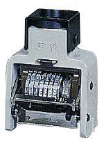 Нумерационная головка ударного типа Solid LEDA-32 № 128, 222, 227 Компания ForOffice 24687.000