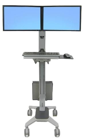 Ergotron Neo-Flex Dual WideView WorkSpace 24-194-055
