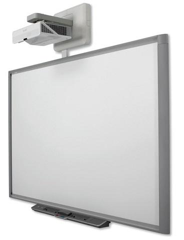 Купить Интерактивный комплект SMART Board SBX885i7 в официальном интернет-магазине оргтехники, банковского и полиграфического оборудования. Выгодные цены на широкий ассортимент оргтехники, банковского оборудования и полиграфического оборудования. Быстрая доставка по всей стране