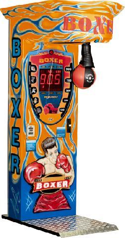 Игровой автомат_Боксерская груша Boxer 3D