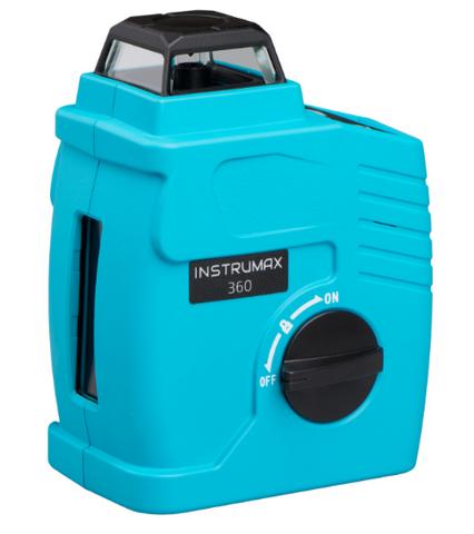 Лазерный уровень Instrumax 360