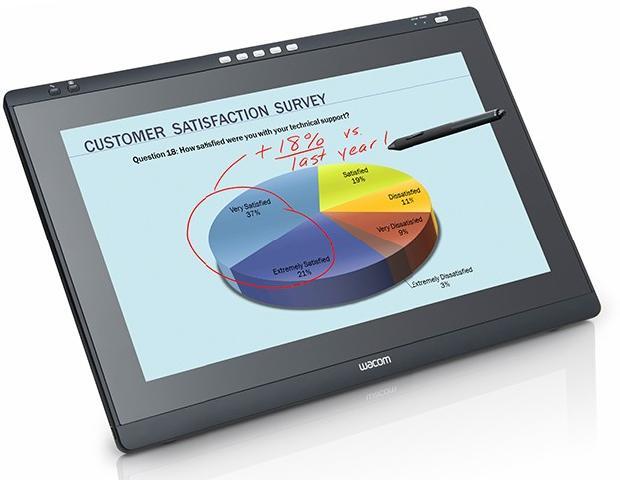 Монитор-планшет   DTH-2242 huion inspiroy q11k 5 90 графический планшет