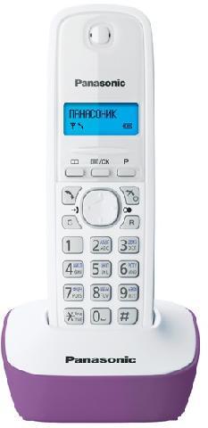 Радиотелефон Panasonic KX-TG1611RUF