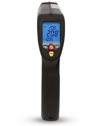 Купить Пирометр ADA TemPro 1600 с калибровкой до 1200°С в официальном интернет-магазине оргтехники, банковского и полиграфического оборудования. Выгодные цены на широкий ассортимент оргтехники, банковского оборудования и полиграфического оборудования. Быстрая доставка по всей стране