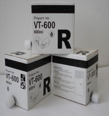 КраскасиняяRicoh VT-600 (CPI2), Type-1, 600мл