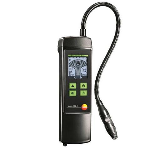 Детектор утечки хладагентов Testo 316-4  детектор утечки газа testo 316 1