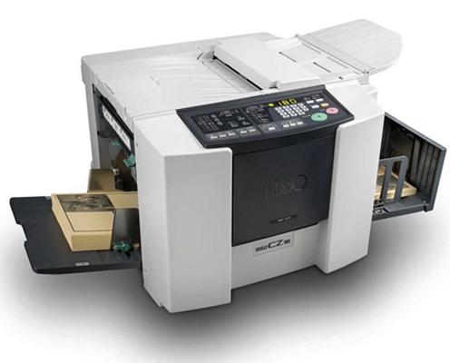 Купить Ризограф (дупликатор) Riso CZ 180 B4 (S-4875) в официальном интернет-магазине оргтехники, банковского и полиграфического оборудования. Выгодные цены на широкий ассортимент оргтехники, банковского оборудования и полиграфического оборудования. Быстрая доставка по всей стране