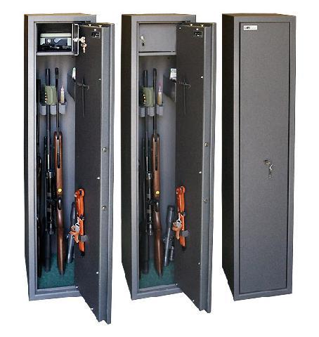 Оружейный сейф Safetronics Maxi-3PM