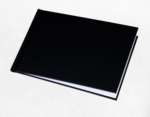 Unibind альбомная 9 мм, черный корпус «шелк»