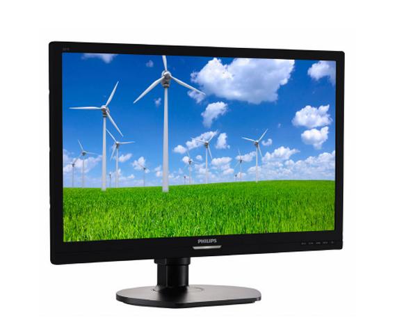 21.5 Philips 221S6QYMB/00 Black с поворотом экрана