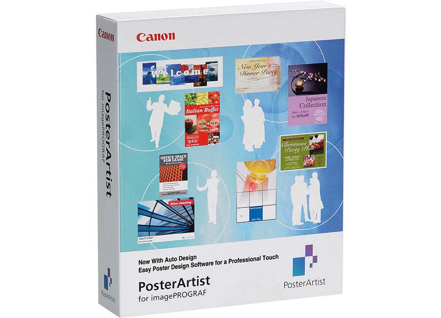 Программное обеспечение Poster Artist