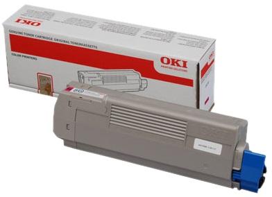 "Тонер-картридж Oki TONER-M-MC851/MC861-7.3K-NEU (44059170 / 44059166) от Компания ""Форофис"""