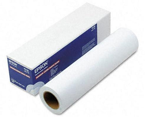 Epson Premium Luster Photo Paper 24, 610мм х 30.5м (260 г/м2) (C13S042081)
