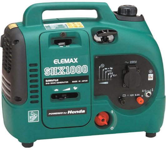 SHX 1000 elemax shx 2000