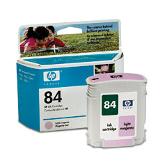 Картридж HP Inkjet Cartridge №84 Light Magenta (C5018A) картридж для принтера hp 128a ce323a laserjet print cartridge magenta