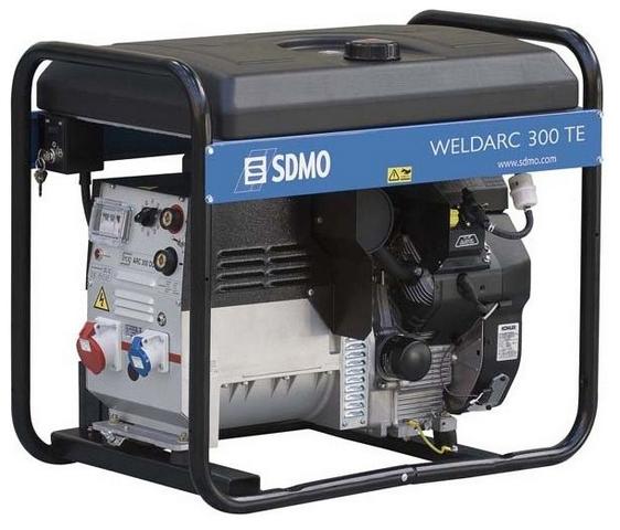 Weldarc 300 TE XL C sdmo vx 220 7 5h s