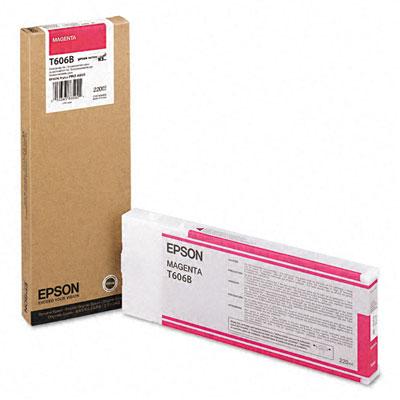 Картридж Epson C13T606B00