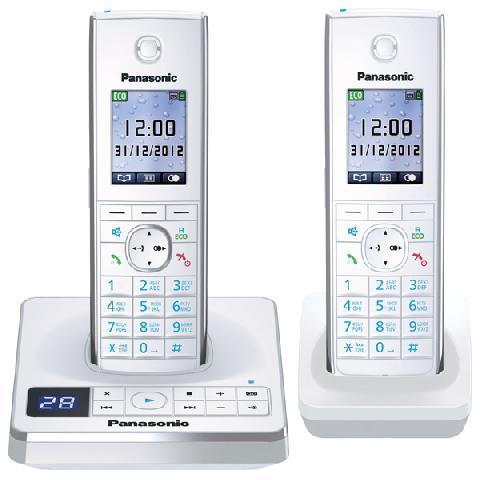 Радиотелефон_Panasonic KX-TG8562RUW