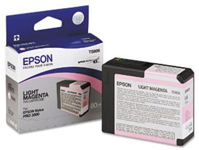 Картридж Epson C13T580B00 Vivid Light Magenta