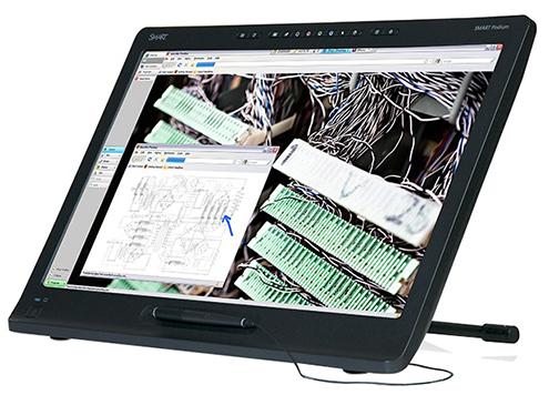 Интерактивный дисплей SMART Podium 524 (SP524-NB) police часы police pl 12894jssb 04 коллекция sport