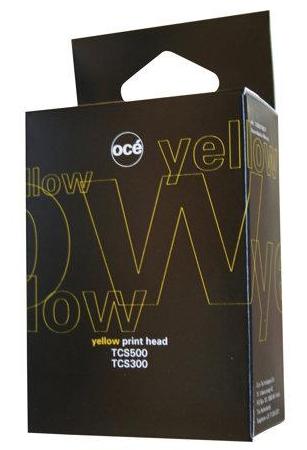 Печатающая головка для TCS500, 35ml, Yellow (7517B004) цена