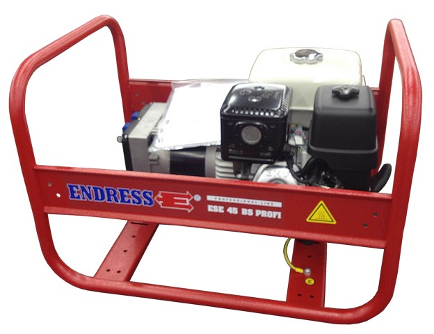 Бензиновый генератор_Endress ESE 406 HS от FOROFFICE