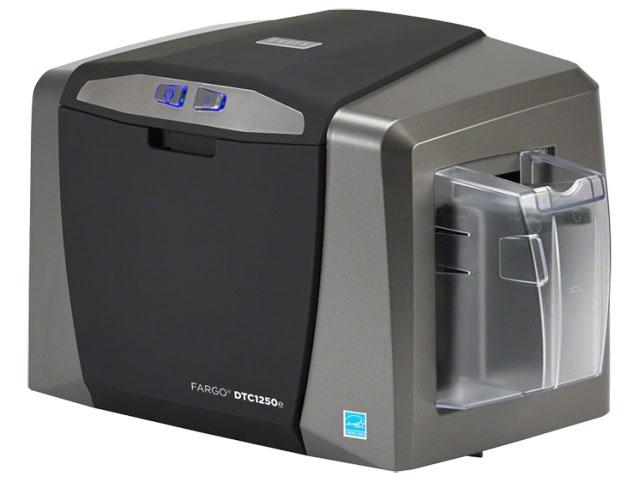 Принтер для пластиковых карт Fargo DTC1250e SS +Eth +MAG