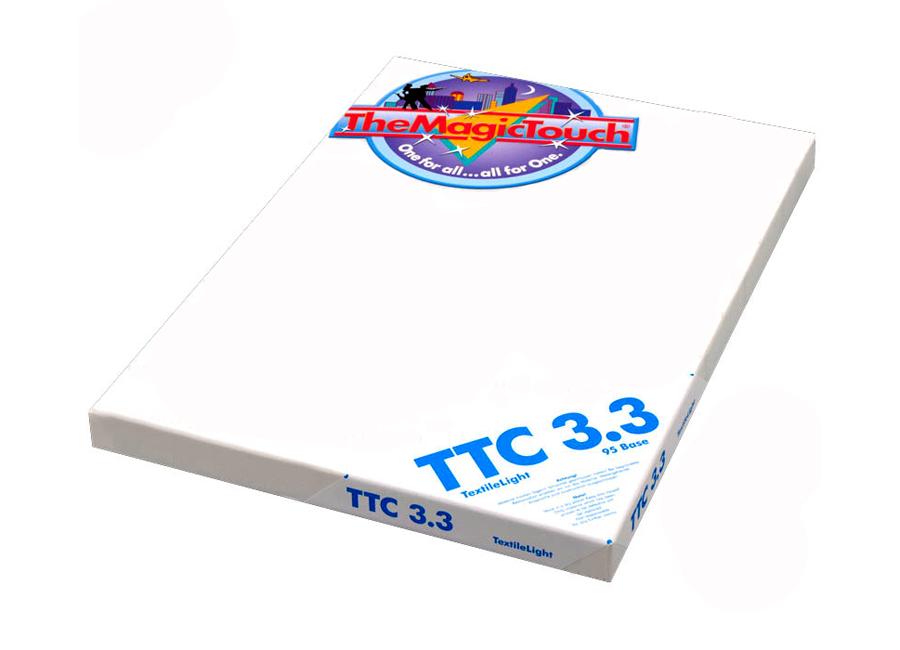 TTC 3.3 A3 (Термотрансферная бумага на светлую ткань) цена