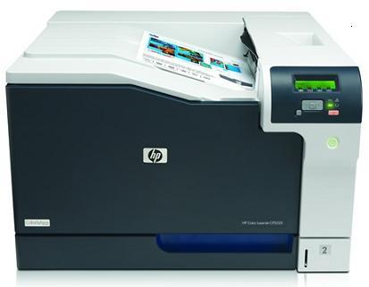 Принтер_HP LaserJet Color CP5225DN (CE712A)