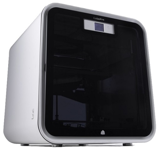 3D принтер_3D Systems CubePro