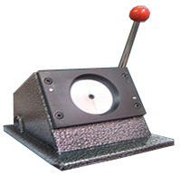 Вырубщик для значков Stand Cutter d-25мм вырубщик id карт из картона id5486