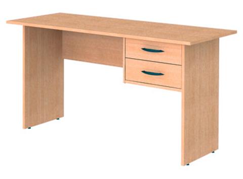 Рабочий стол со встроенной тумбой Classic SM140 R