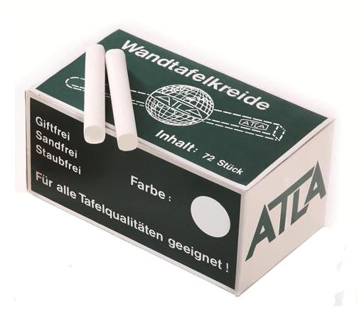 Мел белый Magnetoplan, 72 мелка Компания ForOffice 282.000