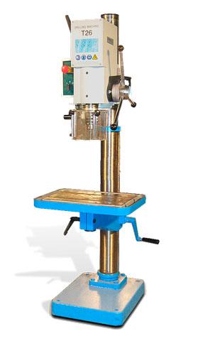 Купить Вертикальный сверлильный станок MetalMaster DVM-26 в официальном интернет-магазине оргтехники, банковского и полиграфического оборудования. Выгодные цены на широкий ассортимент оргтехники, банковского оборудования и полиграфического оборудования. Быстрая доставка по всей стране