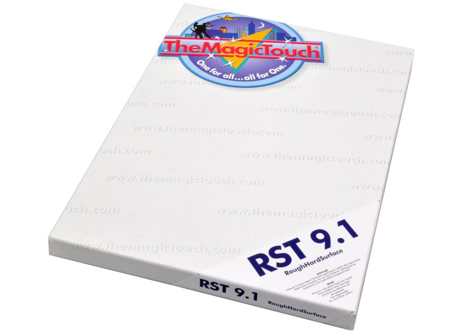 RST 9.1 A4 (Термотрансферная бумага для твердых и неровных поверхностей) the magic touch dct 4 5c a4 термотрансферная бумага для твердых поверхностей
