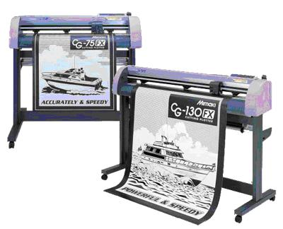 Mimaki CG-160FX Printer New