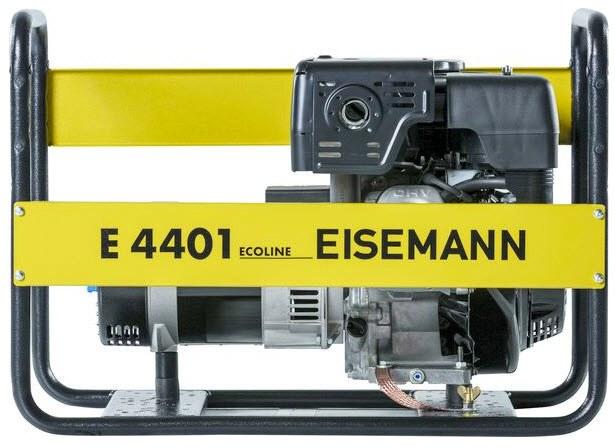 Бензиновый генератор_Eisemann E 4401