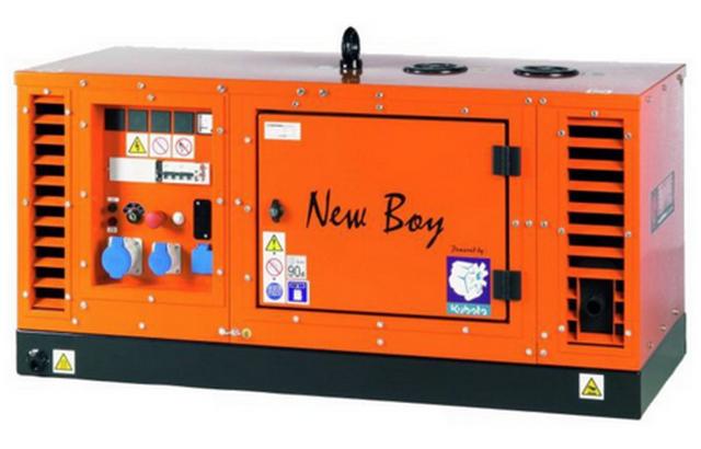 Дизельный генератор Europower EPS 103 DE/25