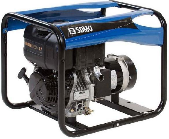 Бензиновый генератор_SDMO Perform 3000