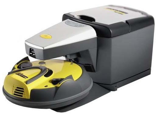 RoboCleaner RC 3000
