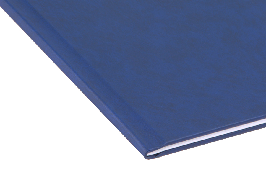 Папка для термопереплета , твердая, 120, синяя папки канцелярские centrum папка регистр а4 5 см фиолетовая
